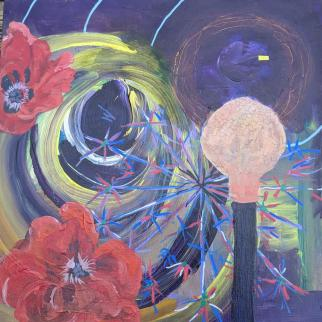Astral Poppies