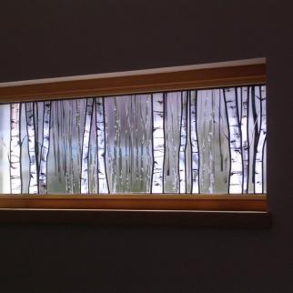 Birches, Private Commission