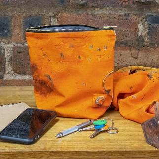 Linen Plus Box Bag