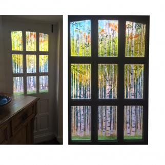 Fused Door Panels